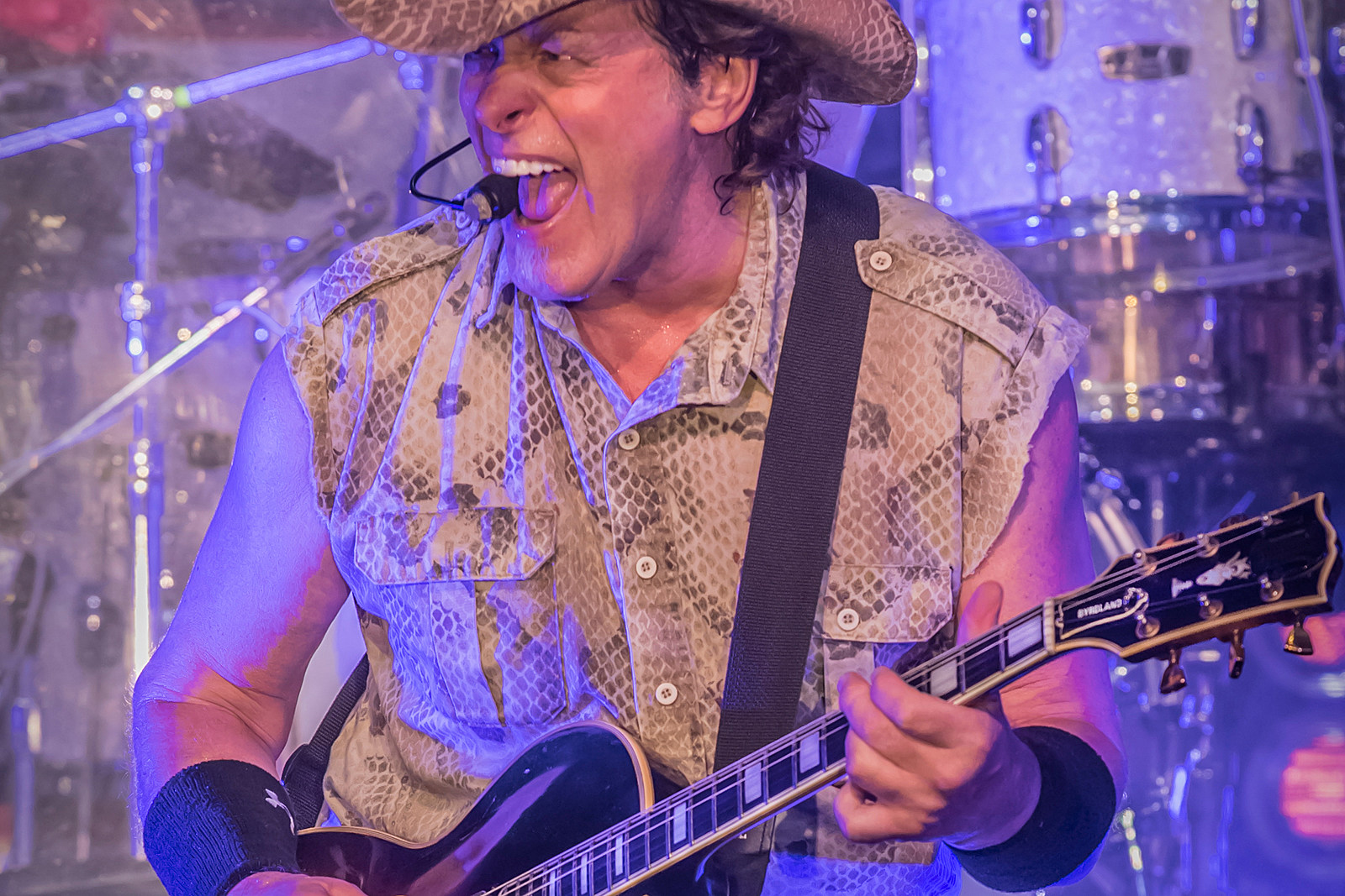 'We Just Captured the Beast': Ted Nugent's Track by Track Guide to 'The Music Made Me Do It'