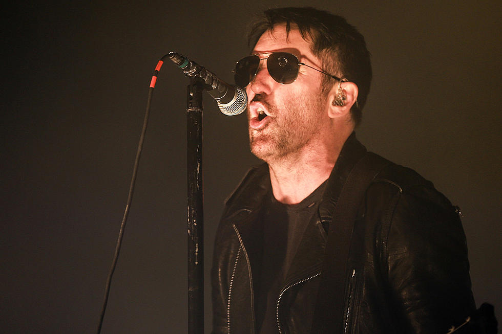 Nine Inch Nails Begin Cold and Infinite and Black Tour