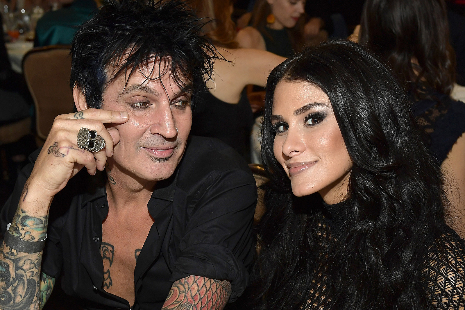 photos sex Tommy lee