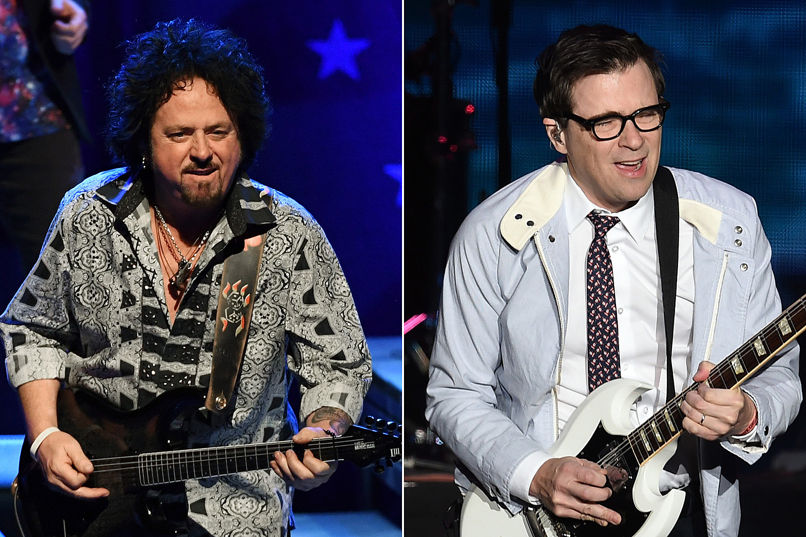 Toto\'s Steve Lukather Loves Weezer\'s \'Africa\' Cover