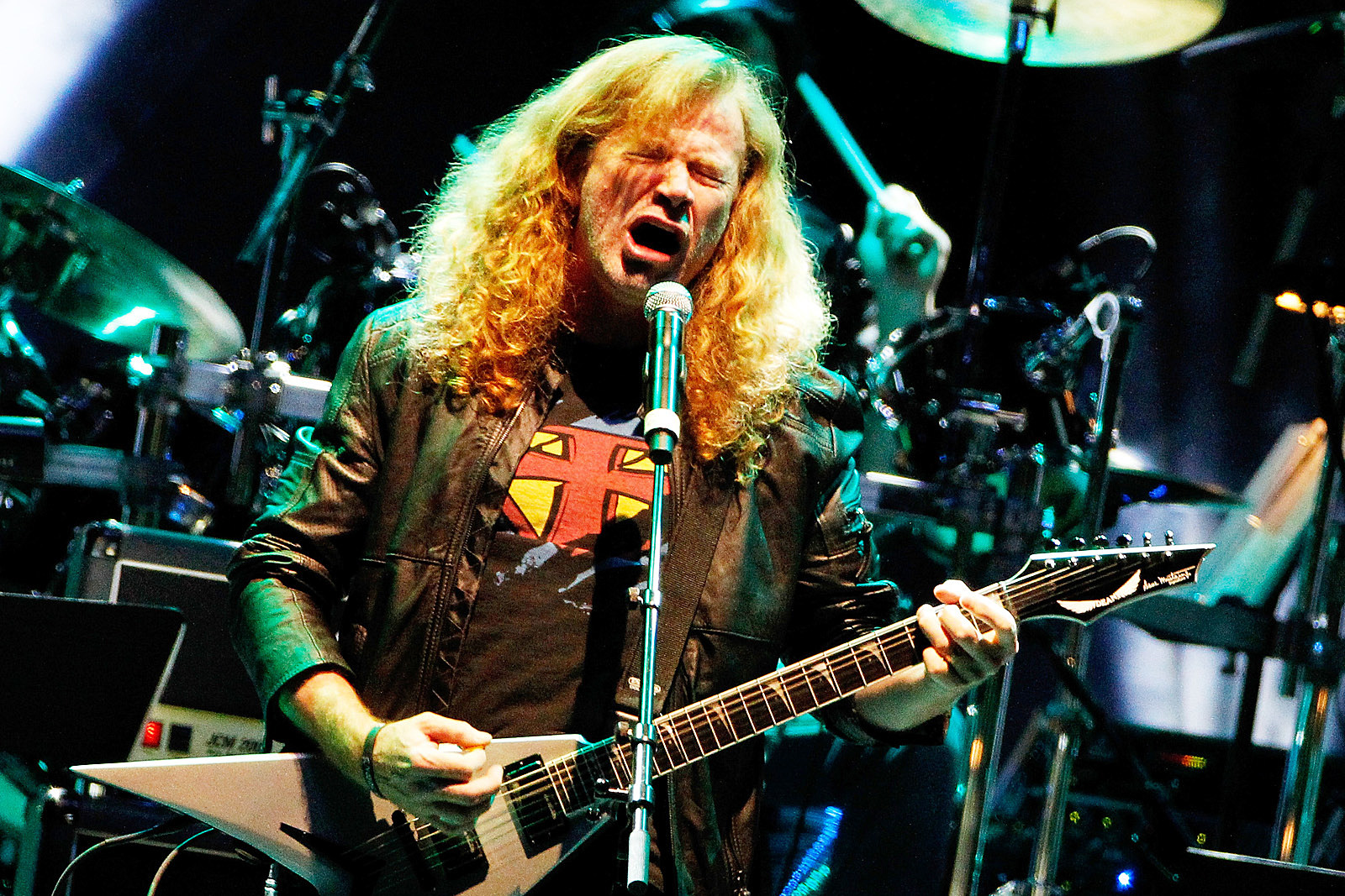 Dave Mustaine Recalls Getting Cancer All-Clear