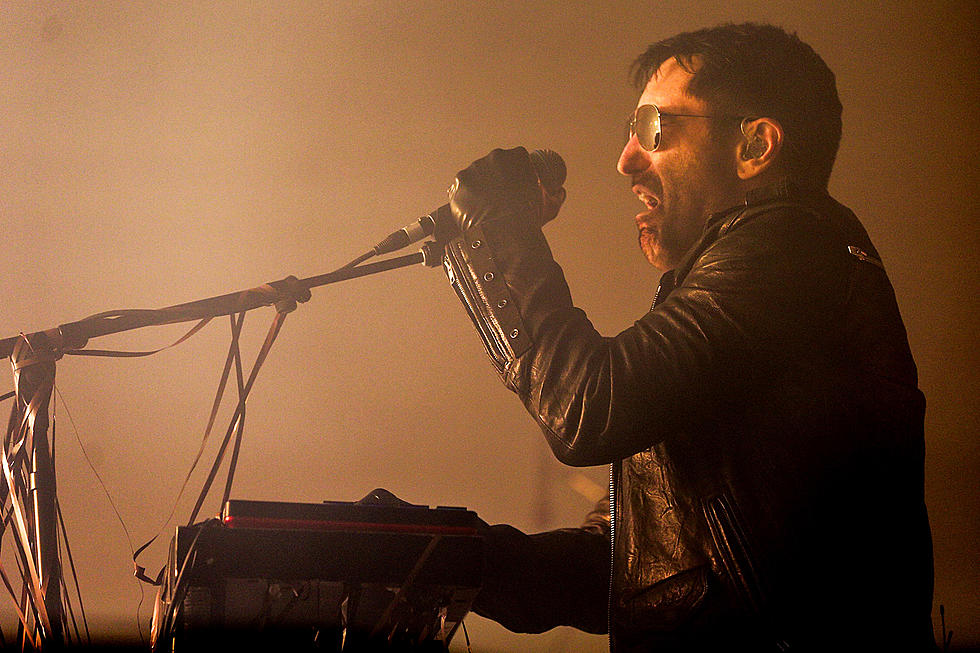 Watch Nine Inch Nails Debut New Song, \'Ahead of Ourselves\'