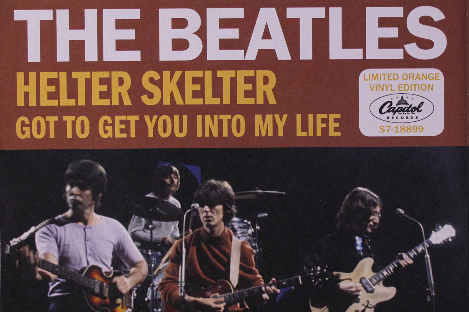 50 Years Ago: The Beatles Record 27-Minute Version of 'Helter Skelter'