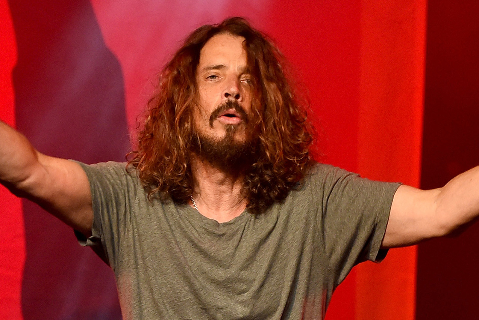 See the First Picture of the Chris Cornell Statue
