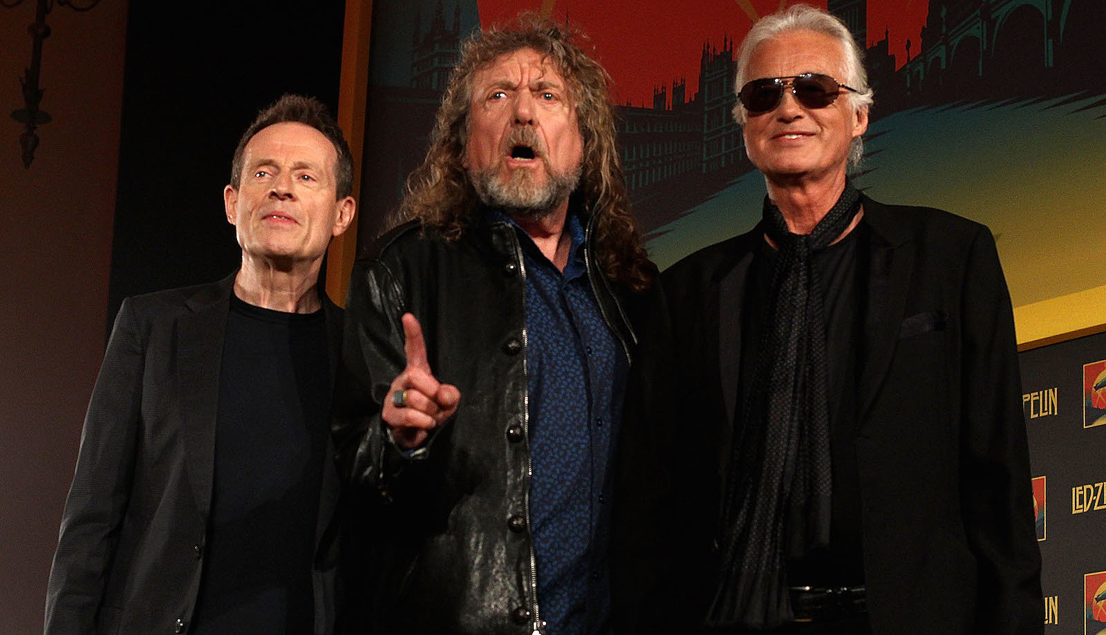 Led Zeppelin Share Previews of Upcoming Book