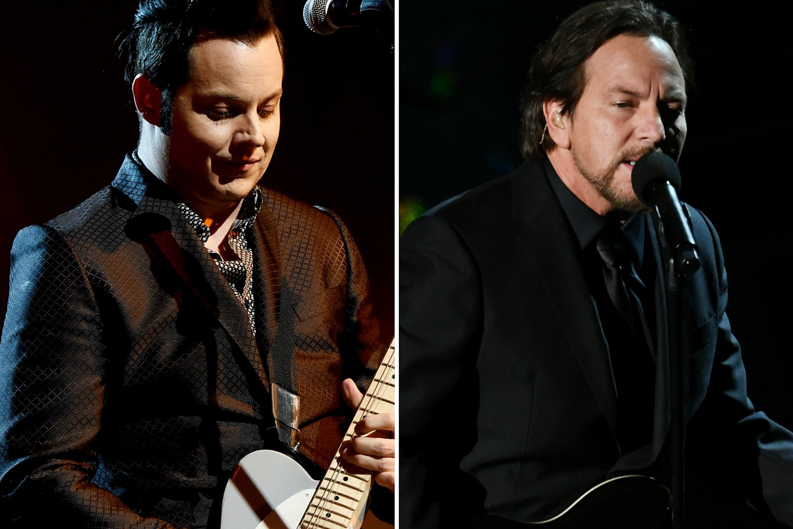 Jack White Joins Pearl Jam for Neil Young Cover