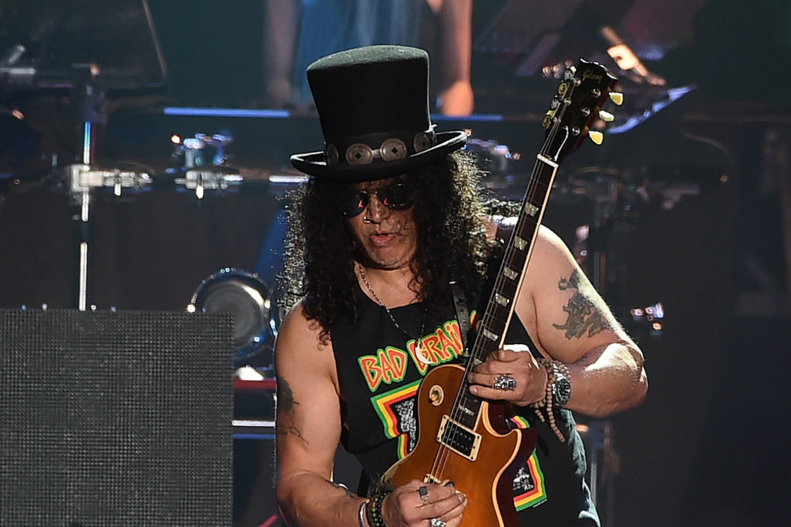 Slash Calls 'Living the Dream' a 'Natural Progression' From 'World on Fire'