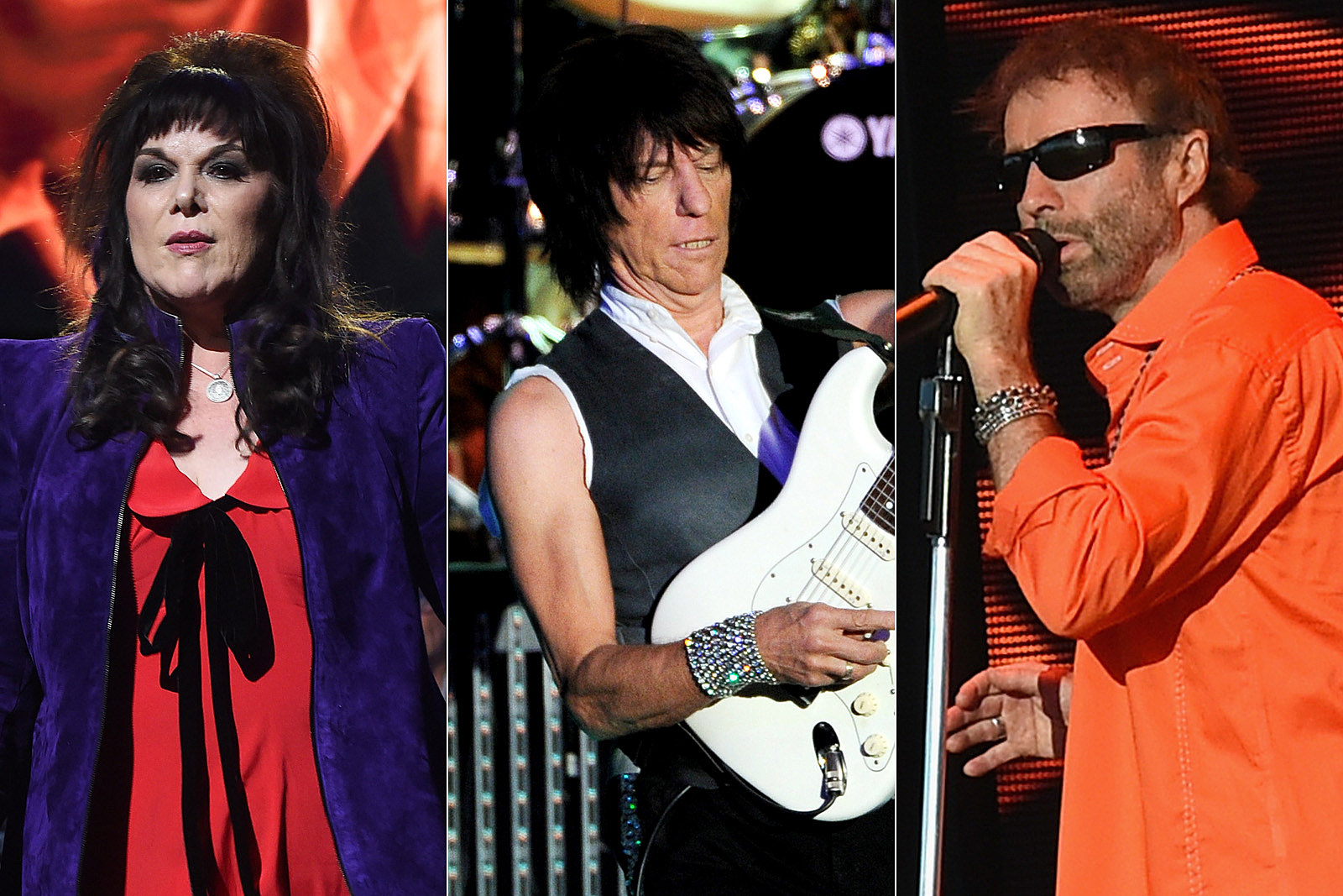 Jeff Beck, Paul Rodgers and Ann Willson Kick Off 'Stars Align' Tour: Set…
