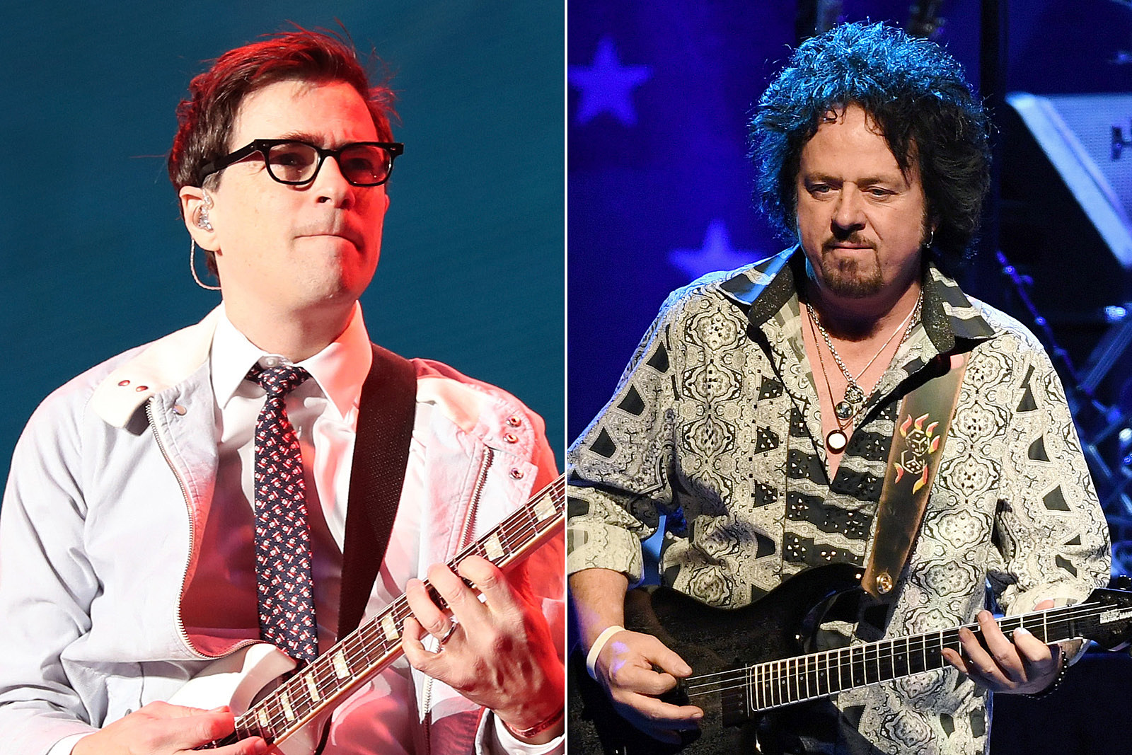 Is Toto Going to Cover Weezer Now?