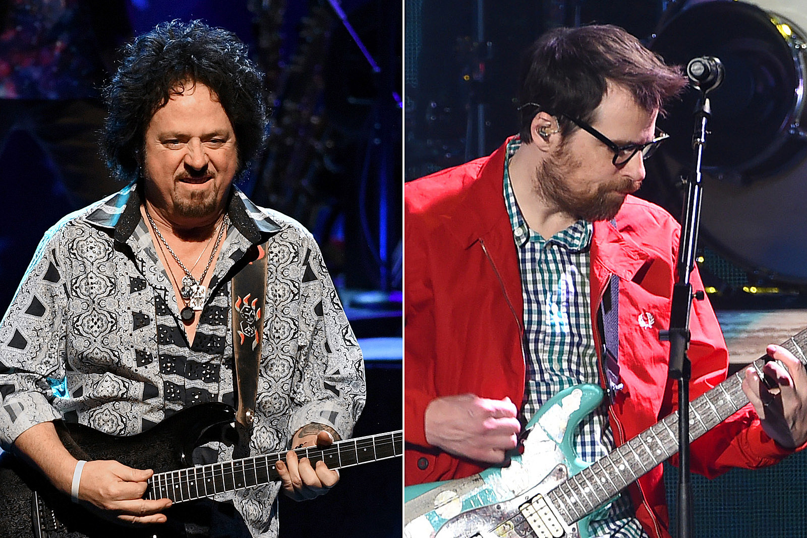 Watch Toto Cover Weezer\'s \'Hash Pipe\'