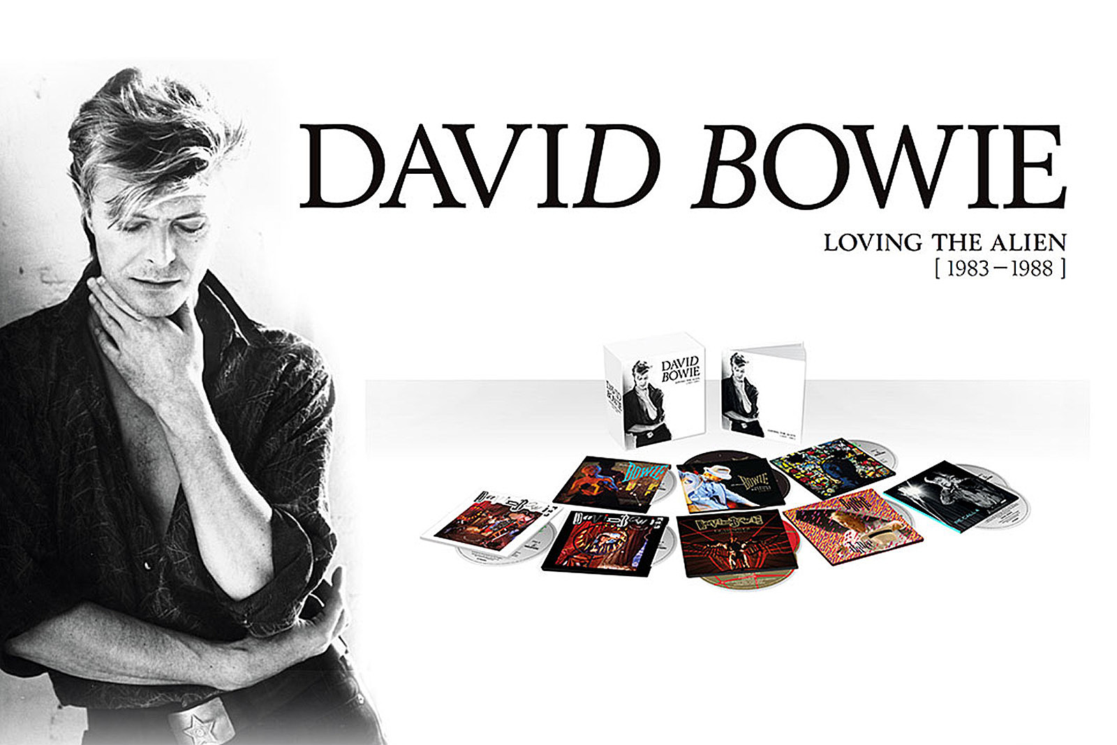 David Bowie '80s Box Set Includes Unreleased Music