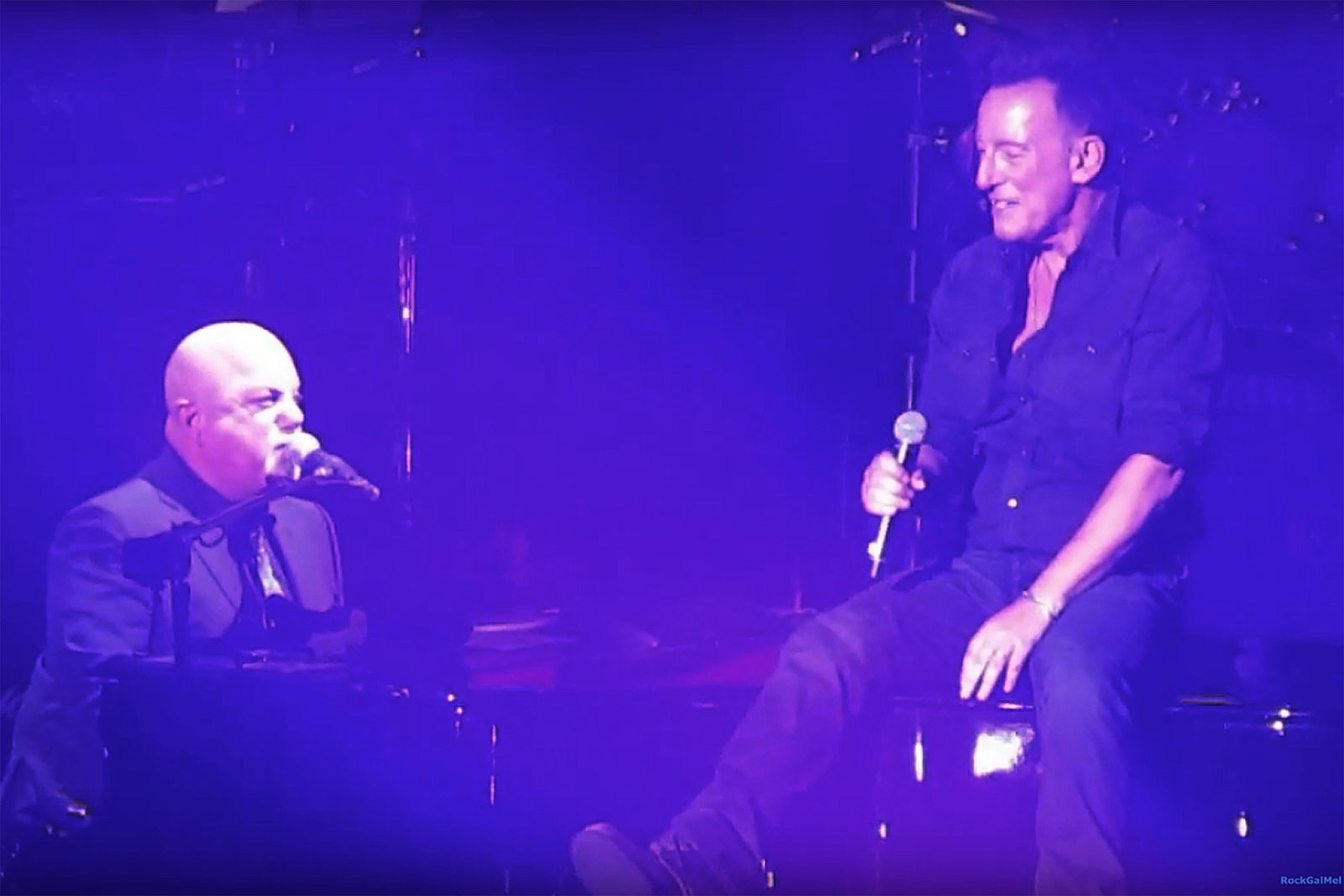 Watch Bruce Springsteen Join Billy Joel Onstage