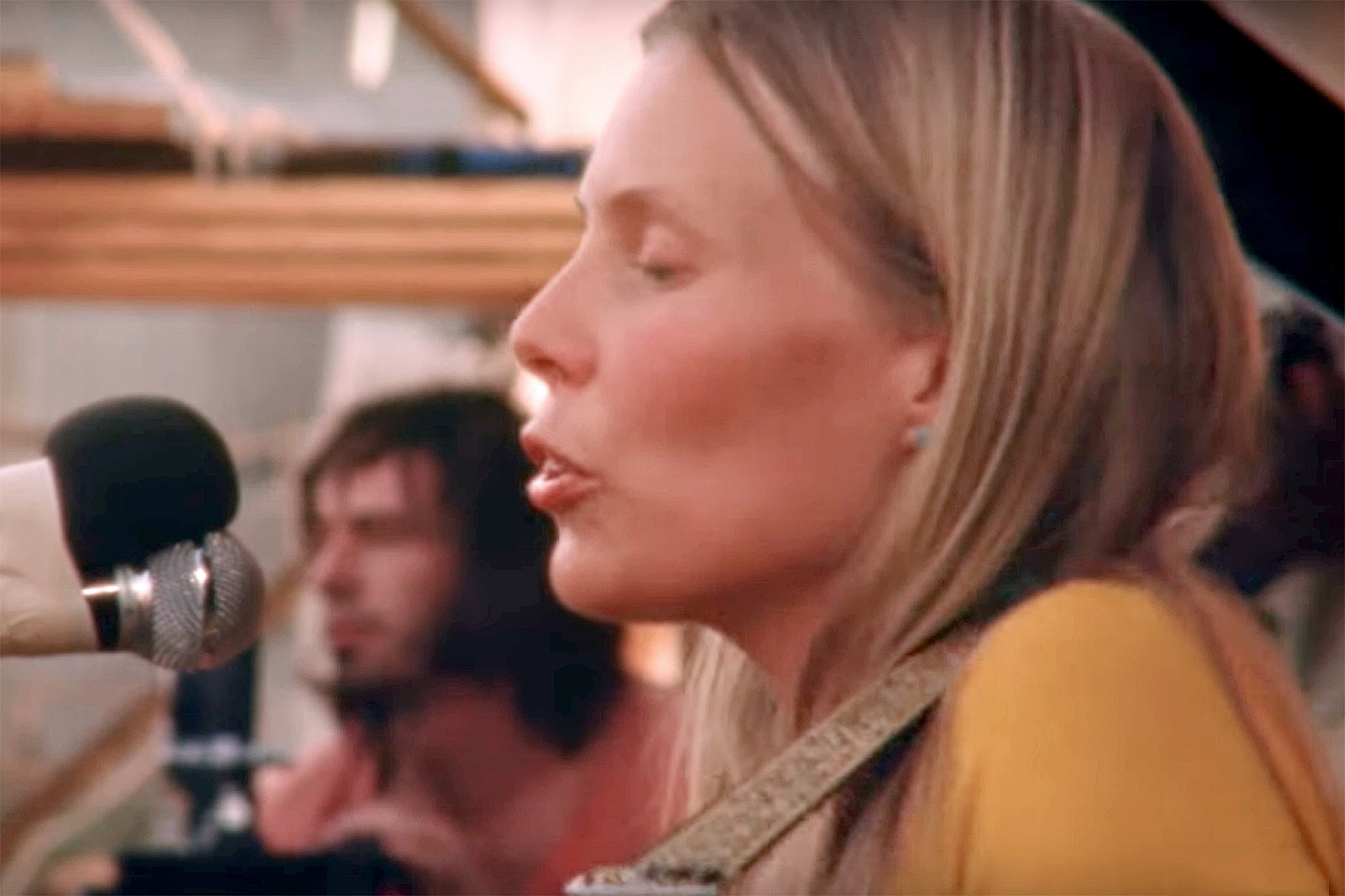Joni Mitchell's Iconic Isle of Wight Set Coming to DVD