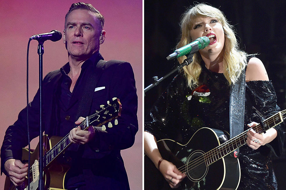 Watch Bryan Adams Join Taylor Swift For Live Summer Of 69