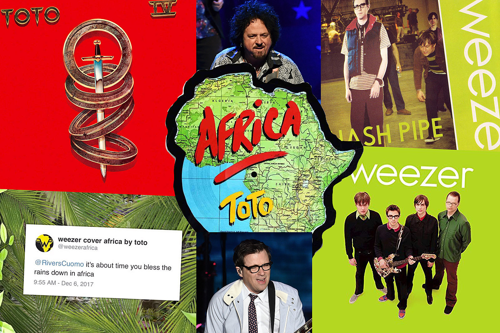 Who Won the Weezer-Toto Song Trade? We Answer Five Big Questions