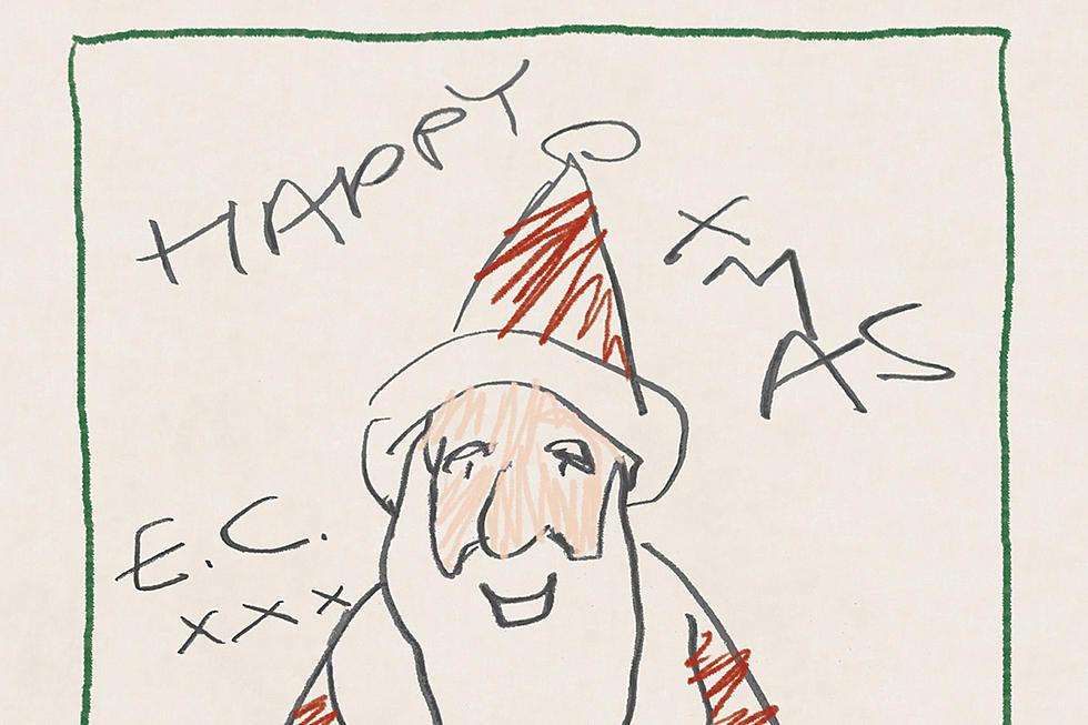 eric clapton to release christmas album happy xmas - Death Metal Christmas Songs