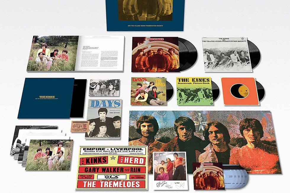Resultado de imagen de 'The Kinks Are The Village Green Preservation Society' 50