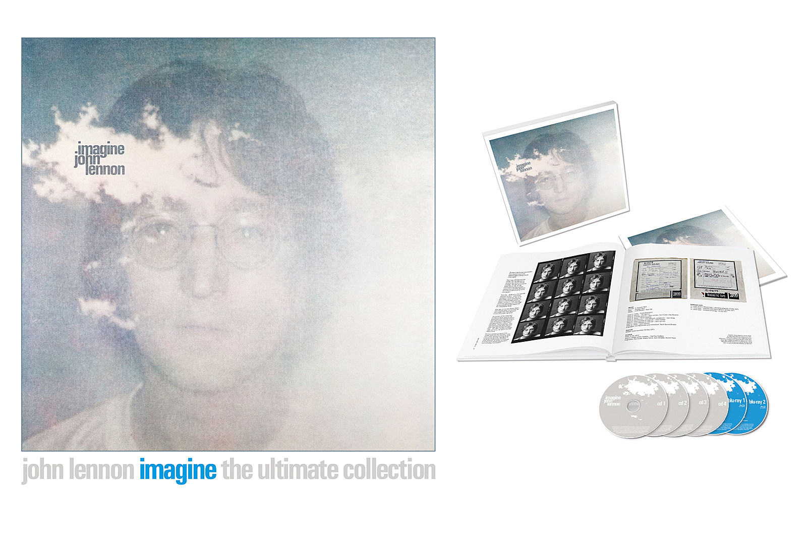 Image result for john lennon imagine the ultimate collection
