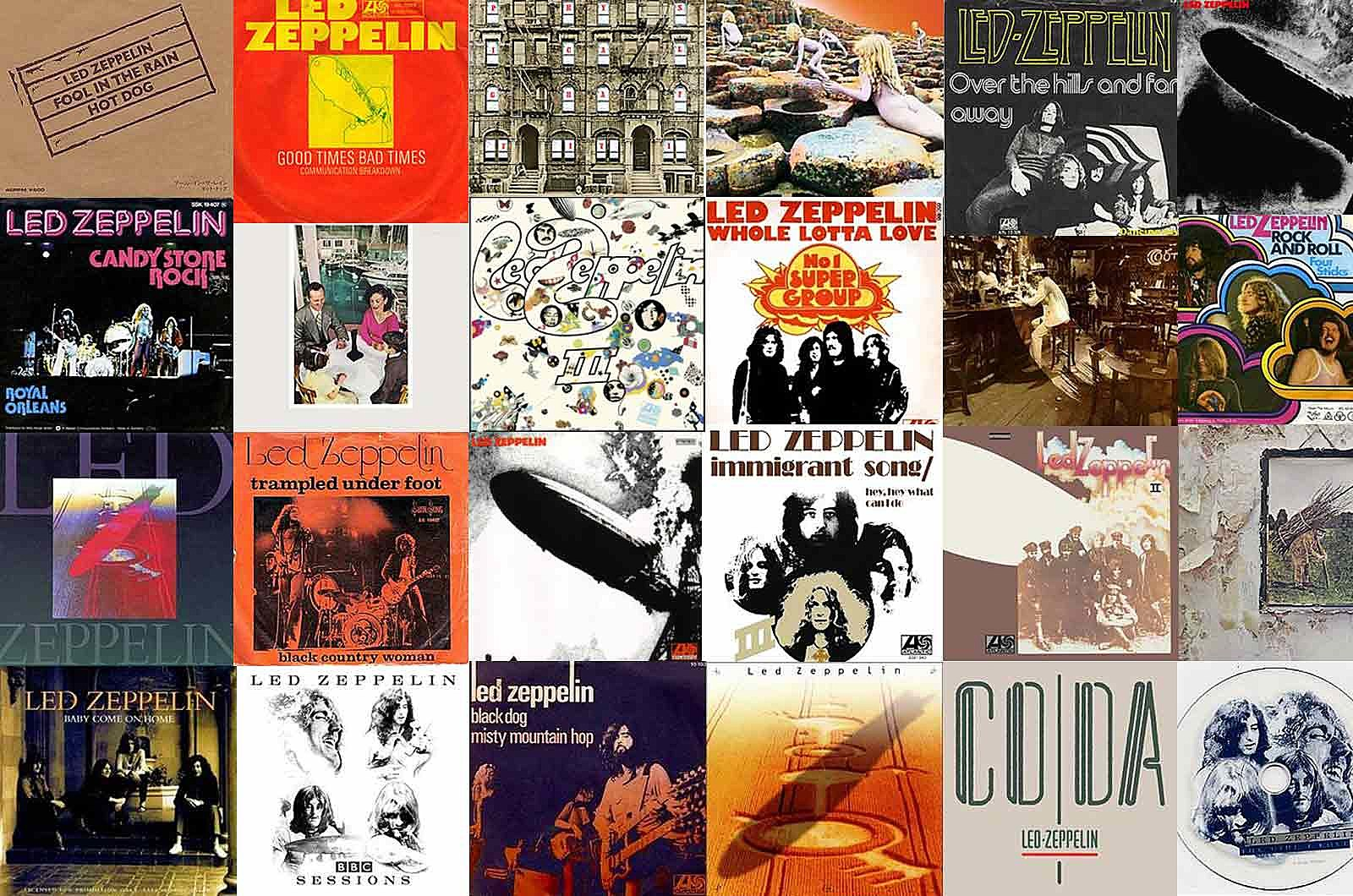 All 92 Led Zeppelin Songs Ranked Worst to Best
