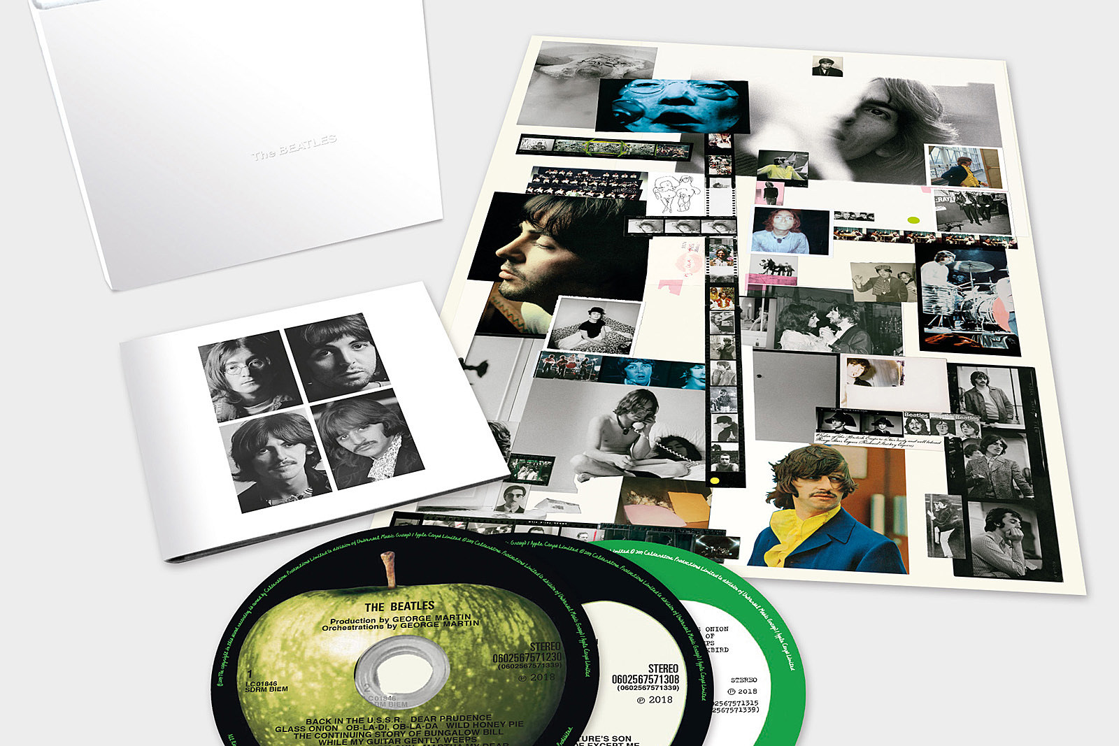 Beatles' White Album Expanded Version Announced