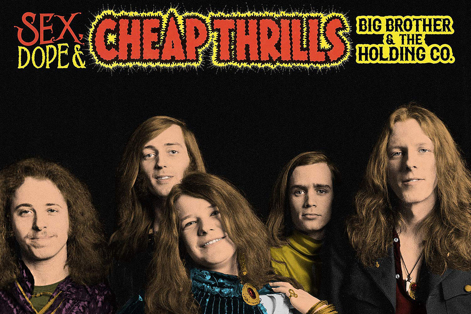 Rare Janis Joplin Tracks Featured on 'Sex, Dope & Cheap Thrills'
