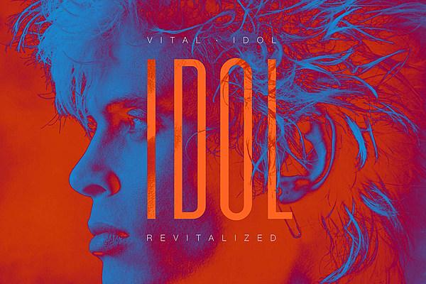 Billy Idol To Get Remixed Again On Vital Idol Revitalized