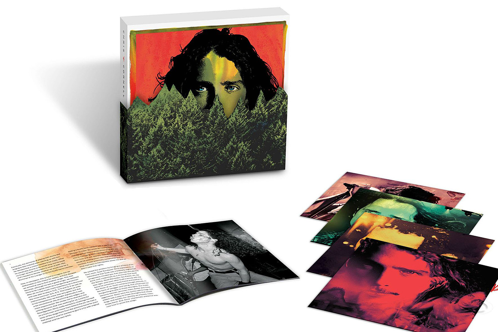 Chris Cornell Remembered in Self-Titled Legacy Album