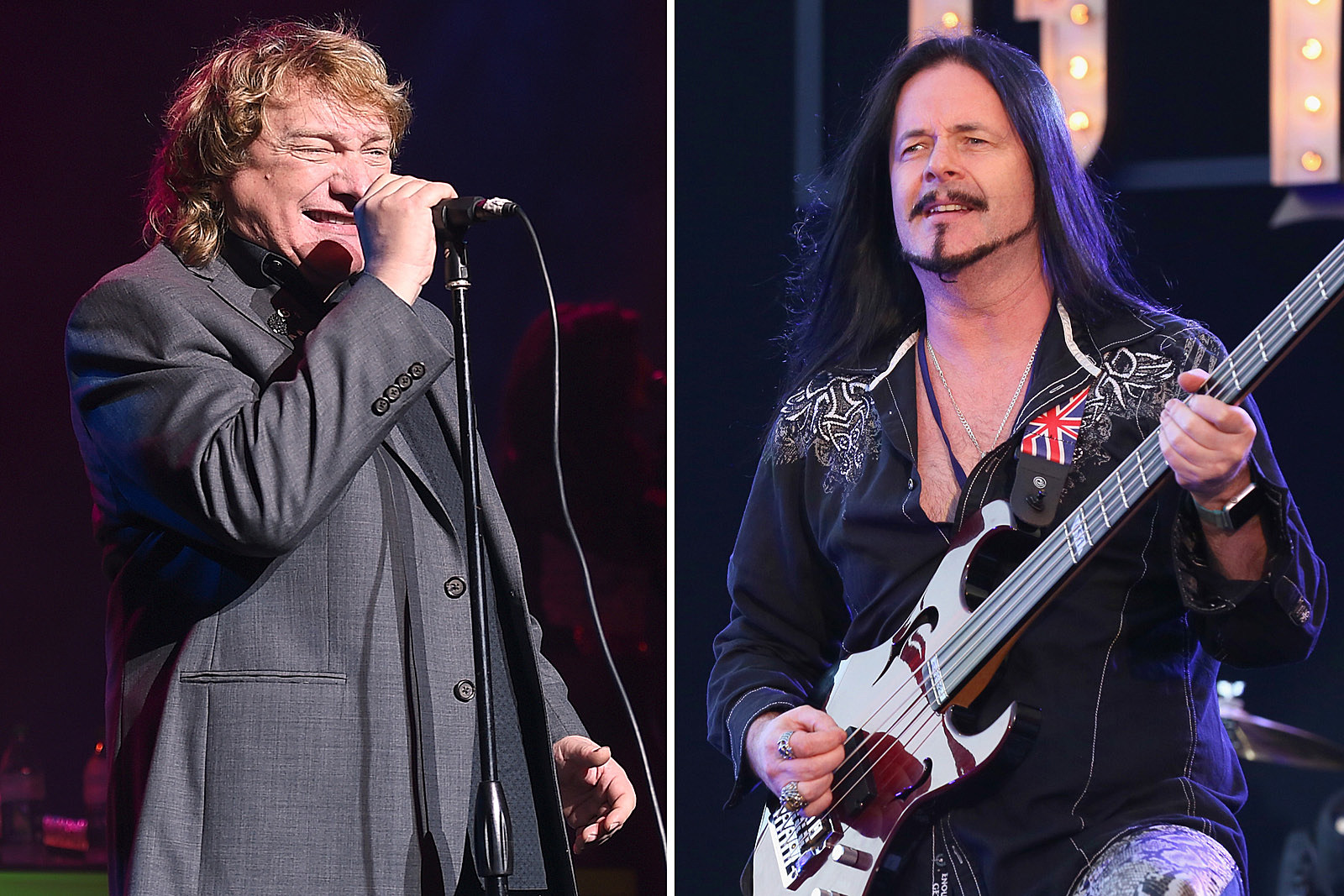 Lou Gramm and John Payne Join to Tour Foreigner and Asia Hits