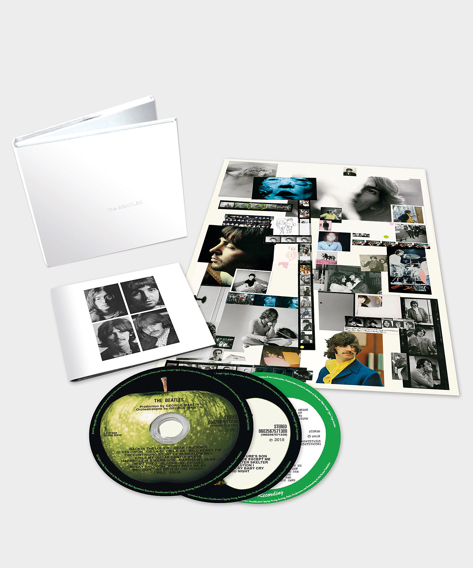 Beatles White Album Expanded Version Announced