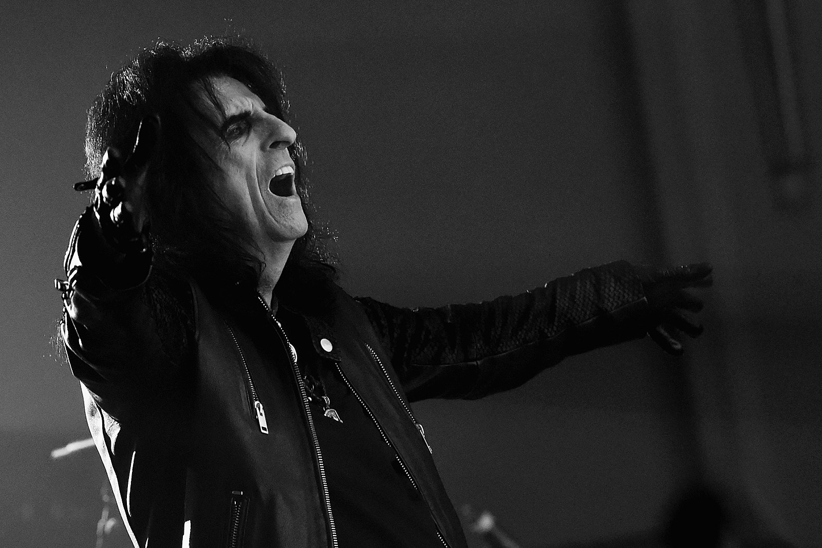 Alice Cooper Reflects on Rock Hall Induction, Looks to Future: Exclusive Interview