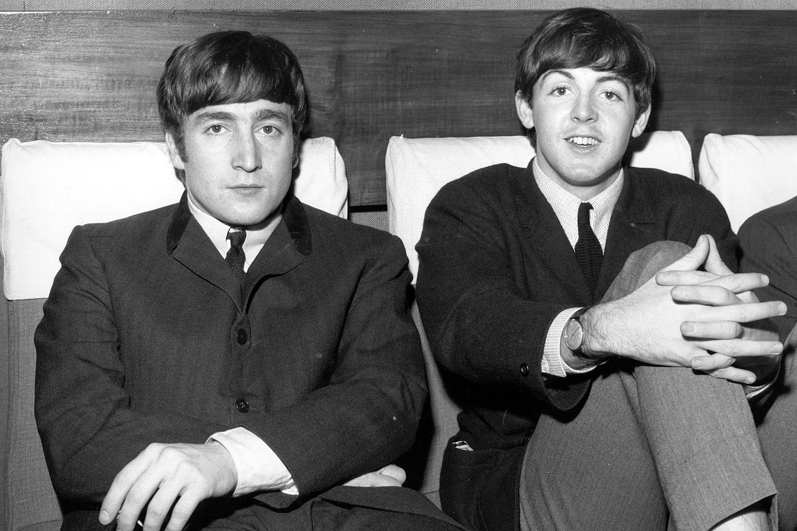 The Beatles: Paul McCartney was afraid of the scene