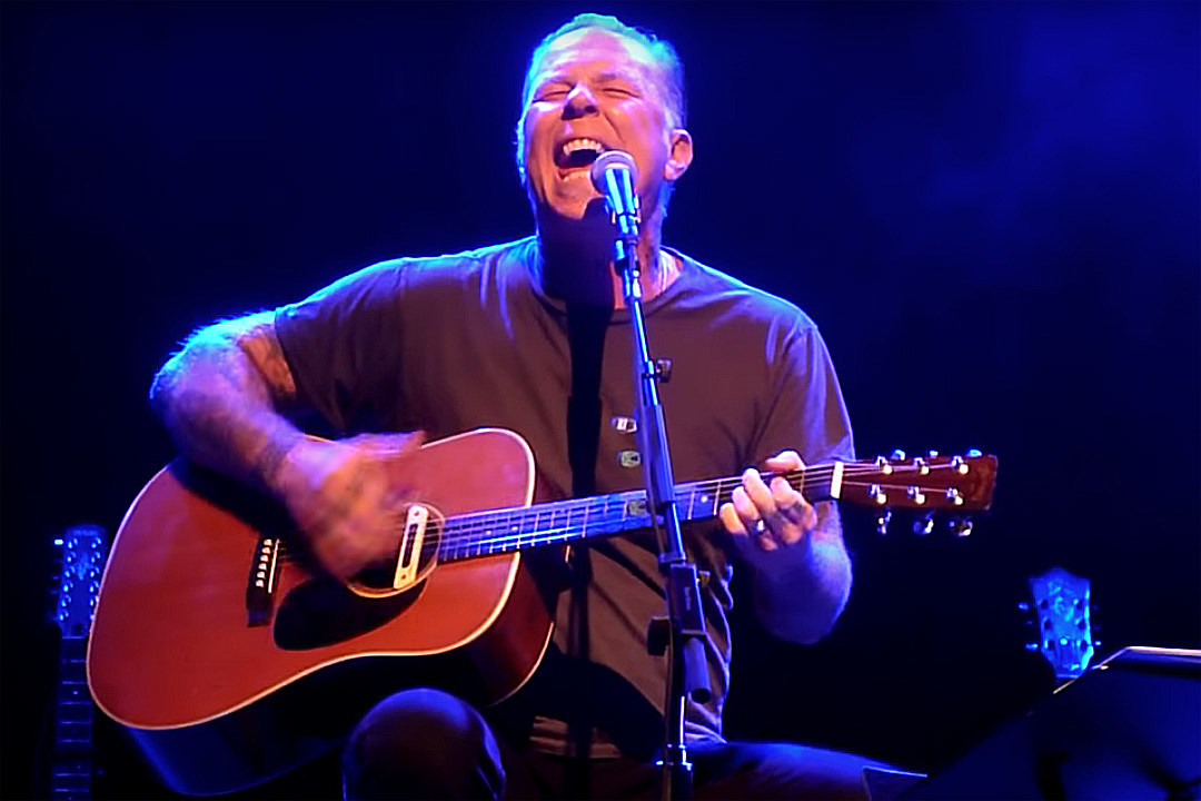 Metallica Announce Acoustic Show for Their Non-Profit Foundation
