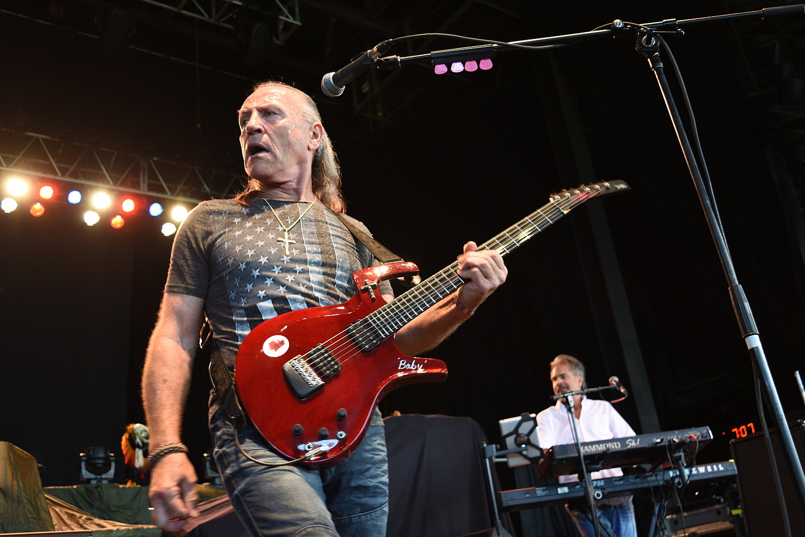 Watch Mark Farner's New 'Can't Stop' Video: Exclusive Premiere