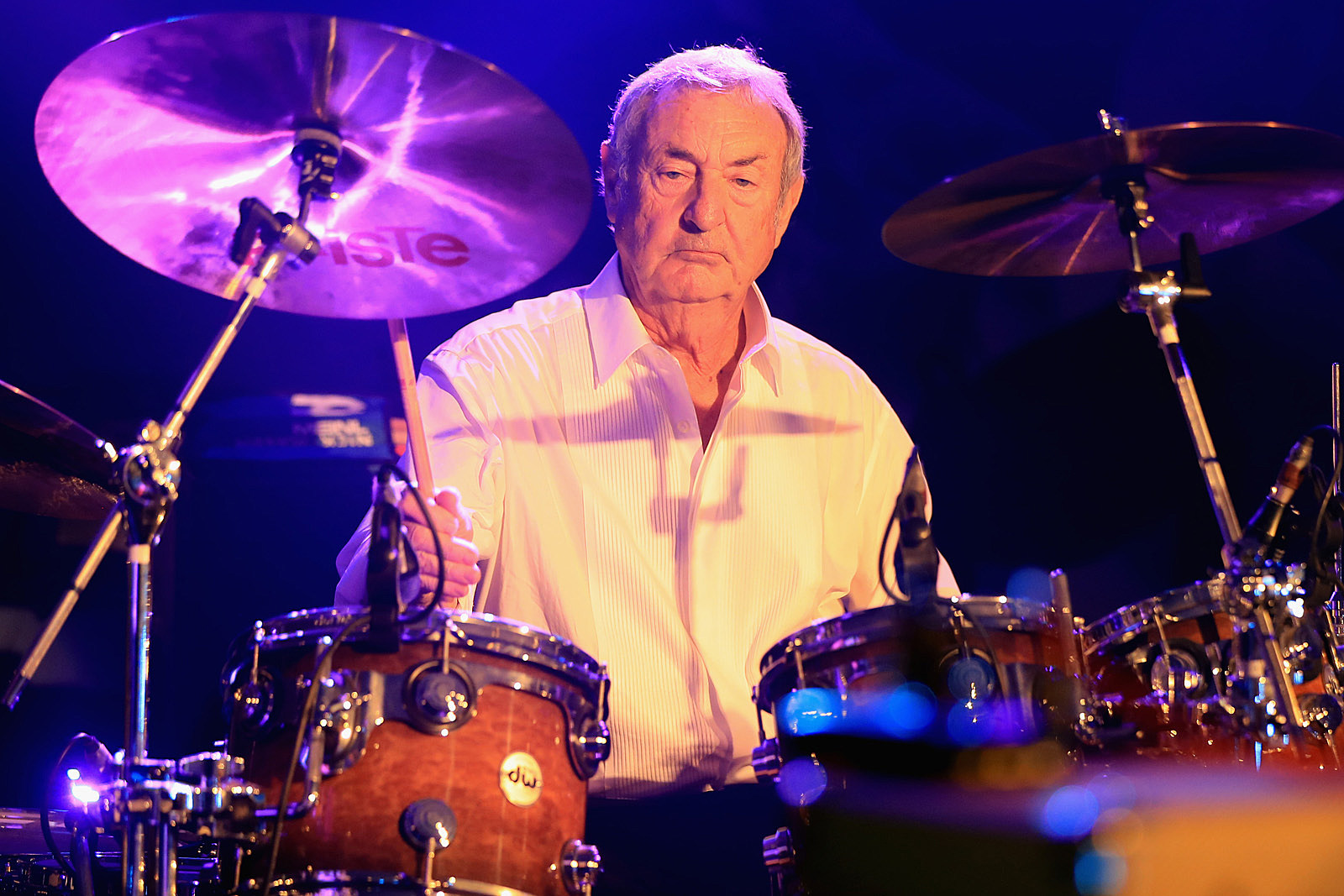 Nick Mason Has 'Given Up Waiting' for Pink Floyd Reunion Call