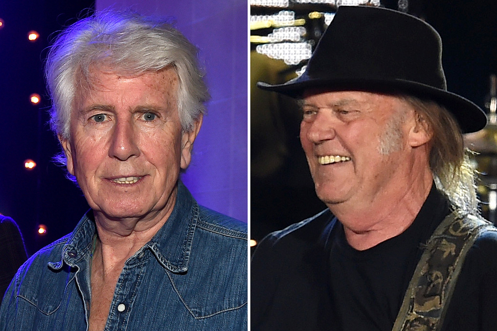 Why Graham Nash Didn't Want Neil Young in His Band