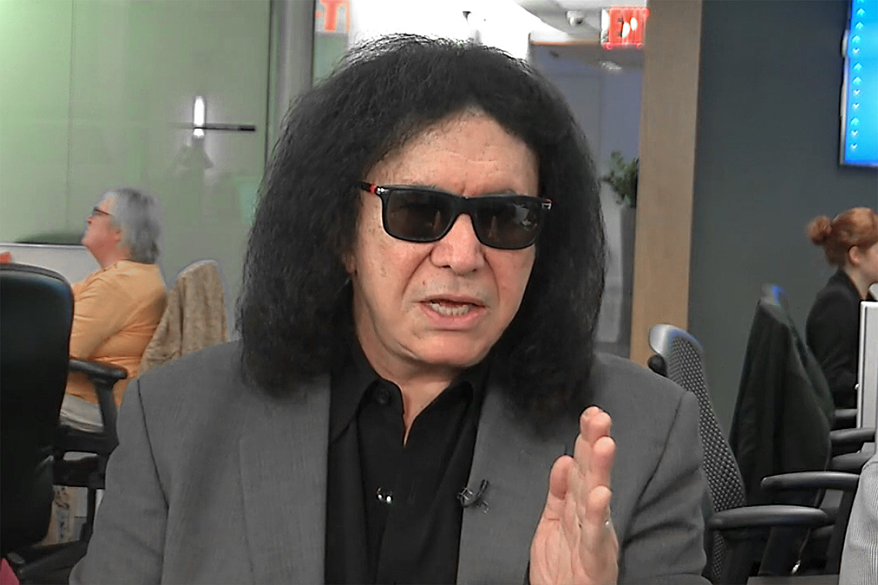 Gene Simmons Wants People to Be 'More Caring'