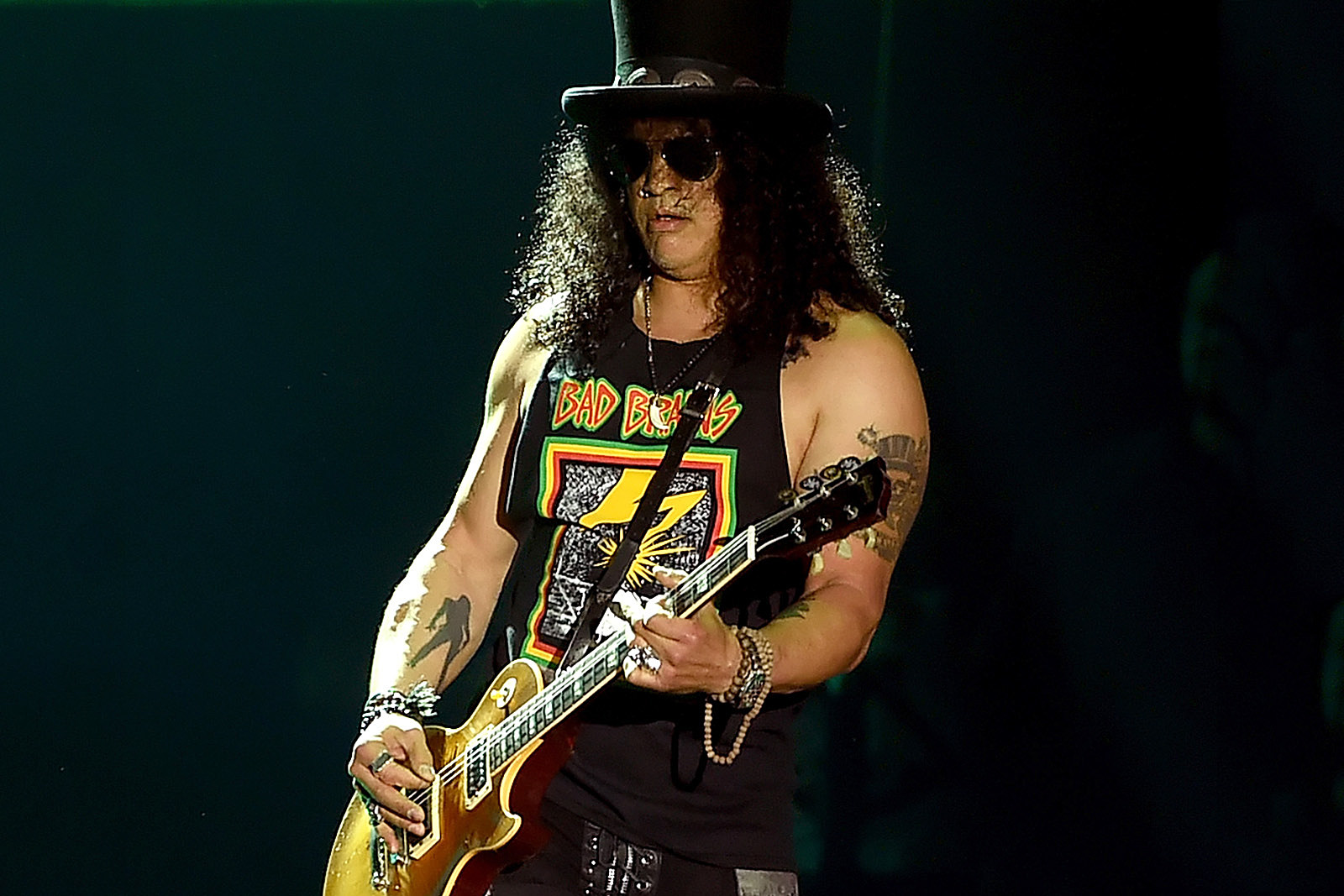 Slash Says Rock Isn't Mainstream Anymore, and He Likes It
