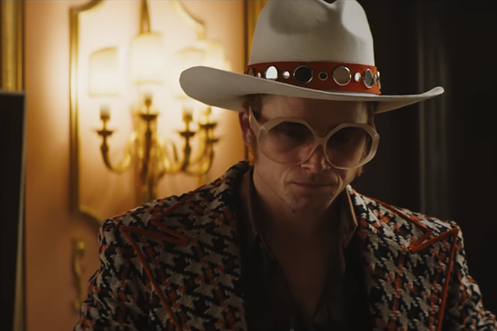 Take A Wild Ride With Trailer For Elton John Biopic Rocketman
