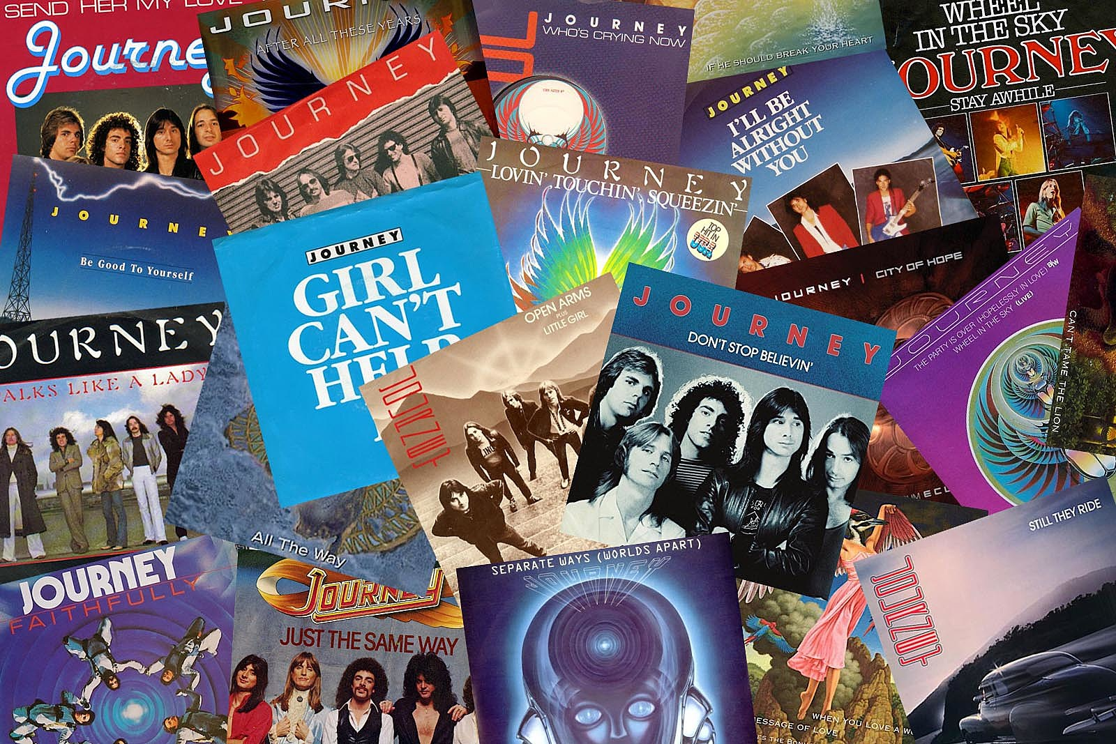 All 172 Journey Songs Ranked Worst To Best