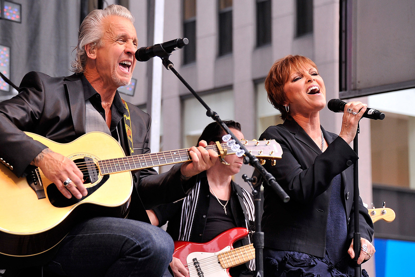 How Pat Benatar and Neil Giraldo Bonded Over Their First Song