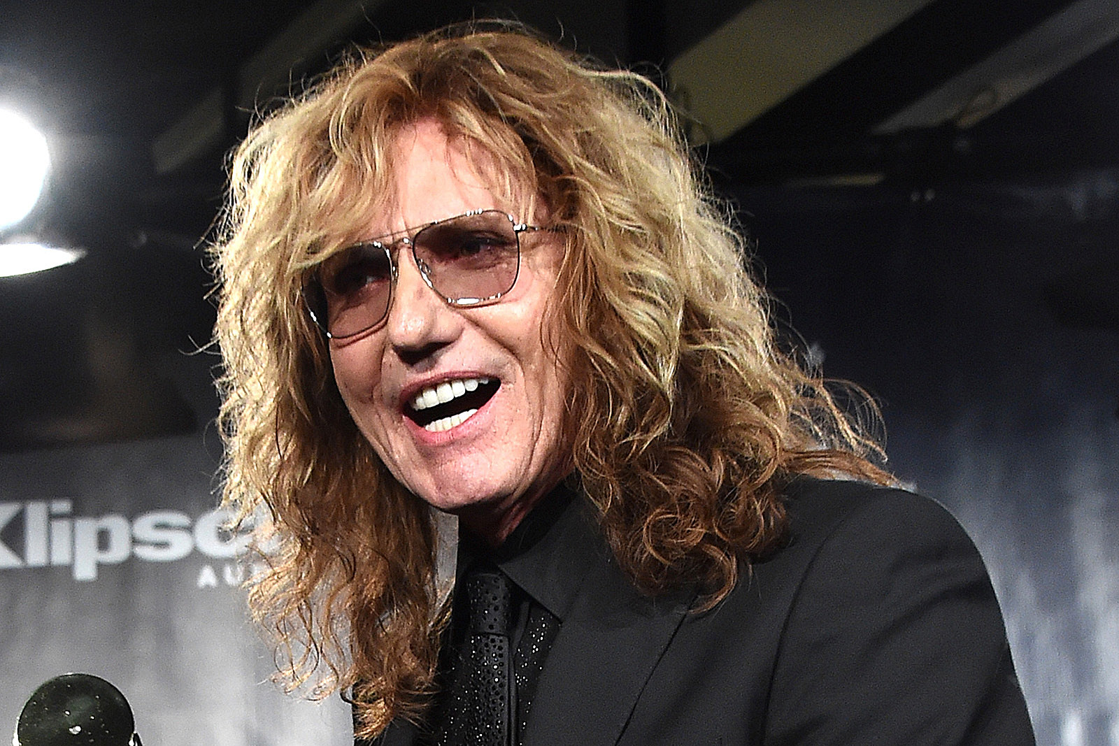 David Coverdale Recalls 'Madness' of His First Deep Purple Show