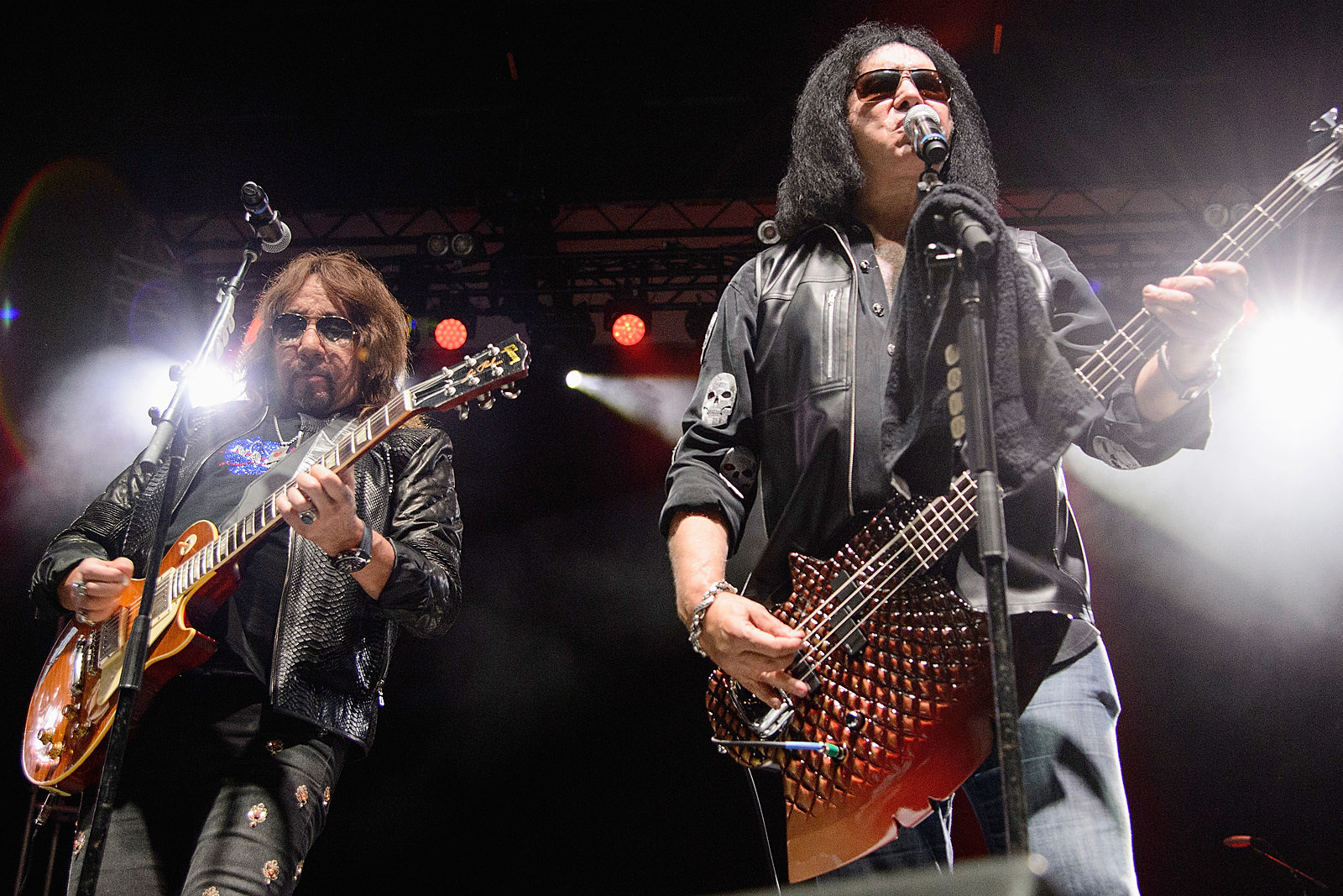 Ace Frehley Fires His Band, Hires Gene Simmons' Group
