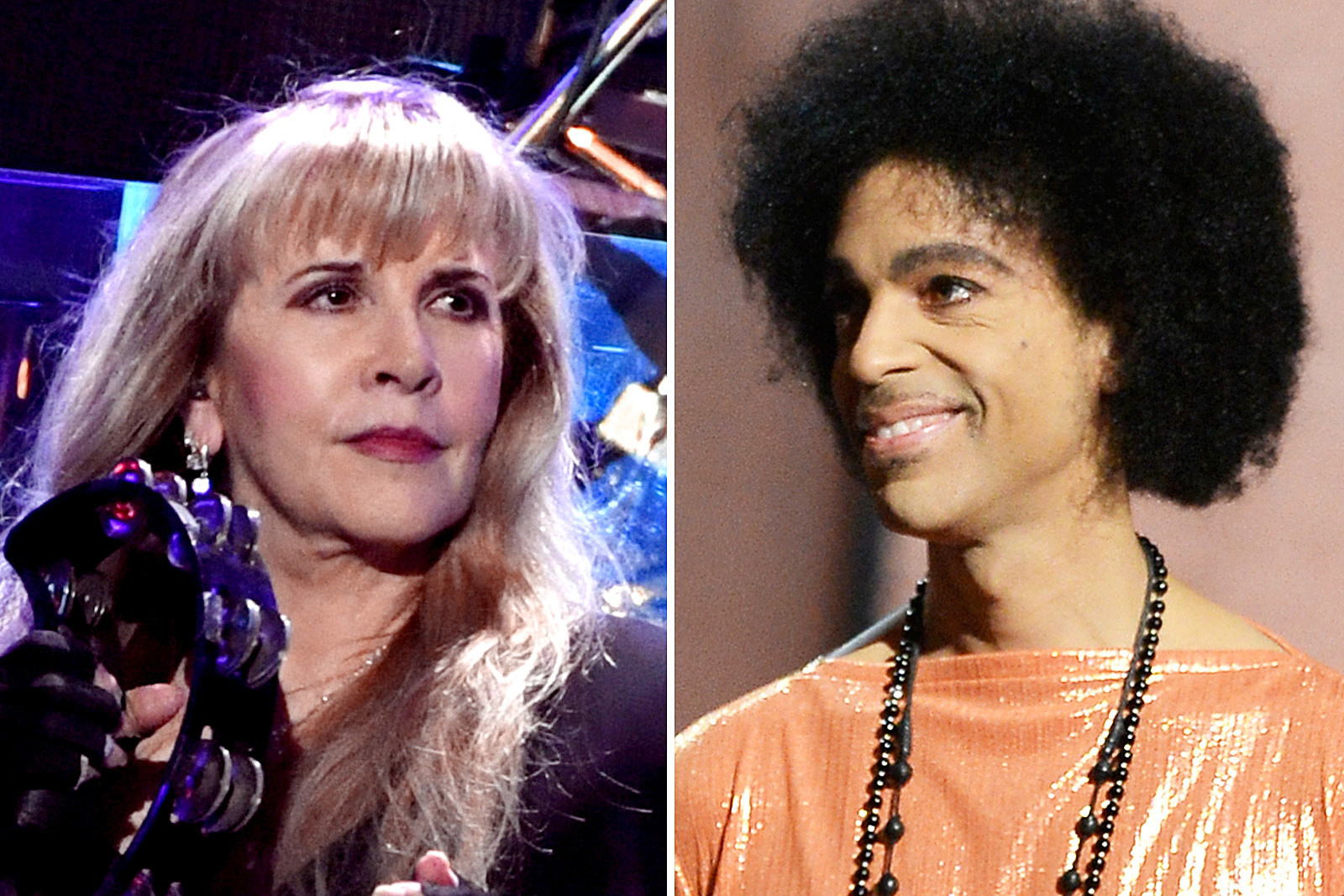 Stevie Nicks Recalls Prince's Surprise Appearance on 'Stand Back'
