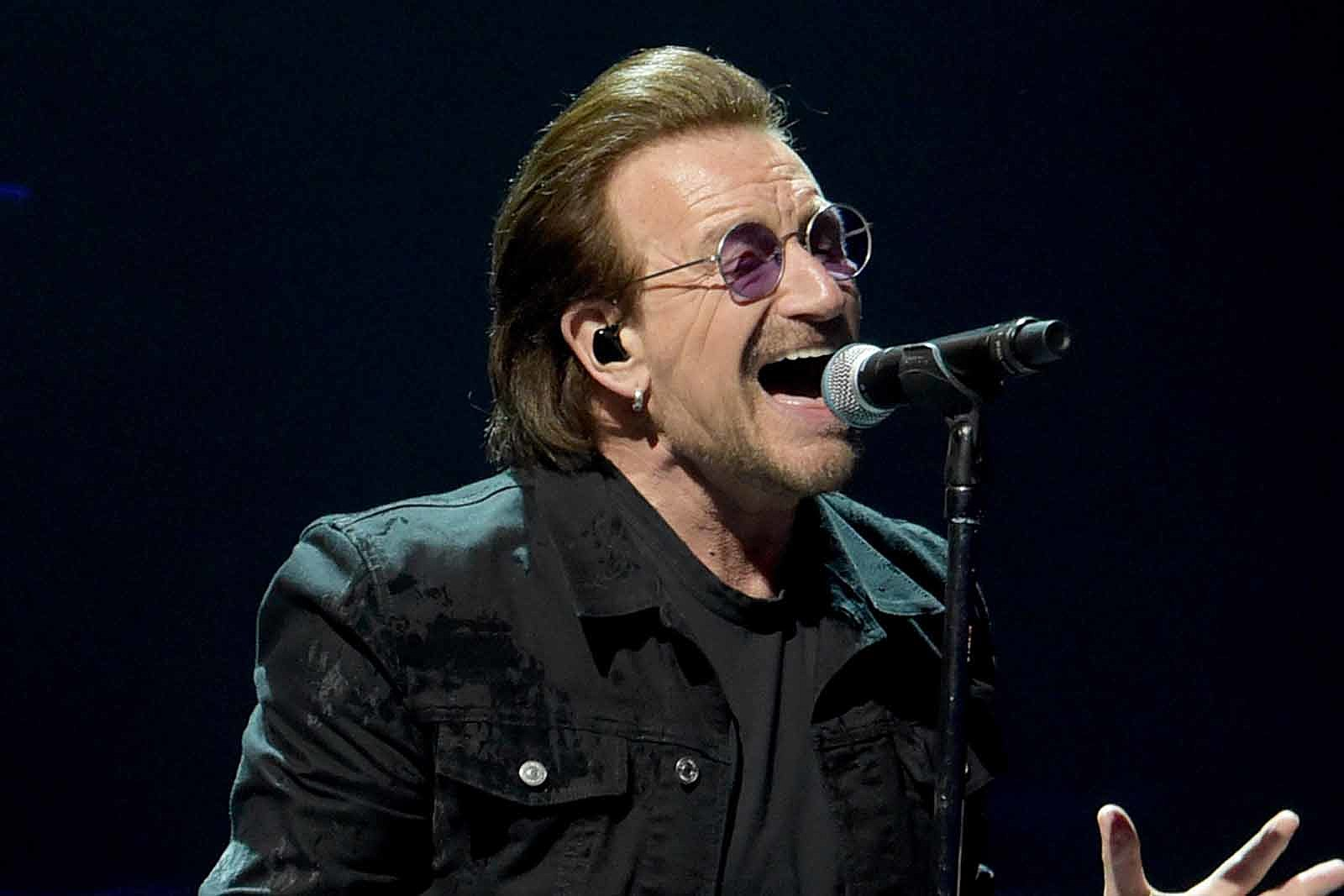'We're Going Away Now': U2 Ends Tour on Cryptic Note