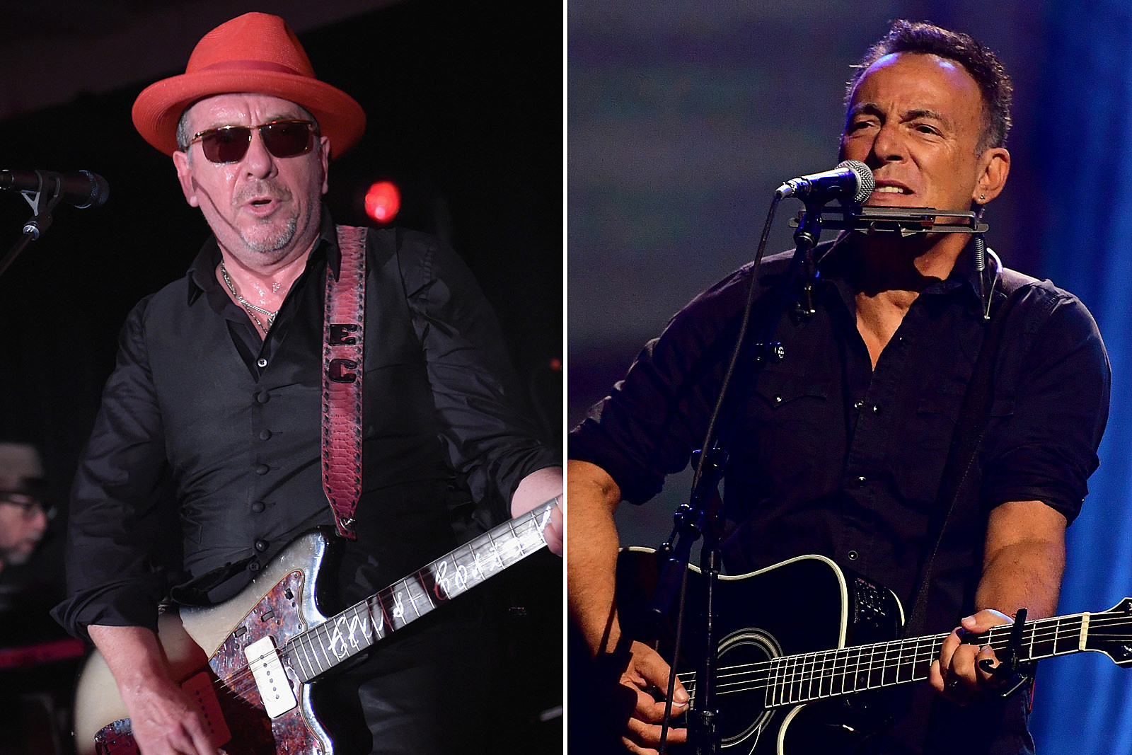 What Bruce Springsteen Taught Elvis Costello About Recording