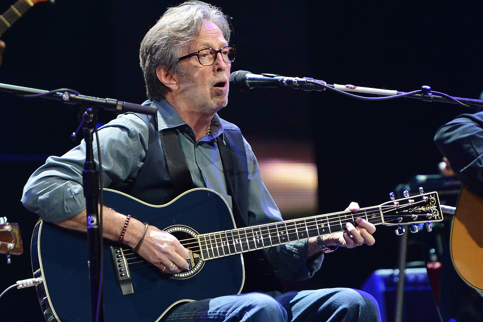 Listen to Eric Clapton's Previously Unheard 'Mississippi Blues'