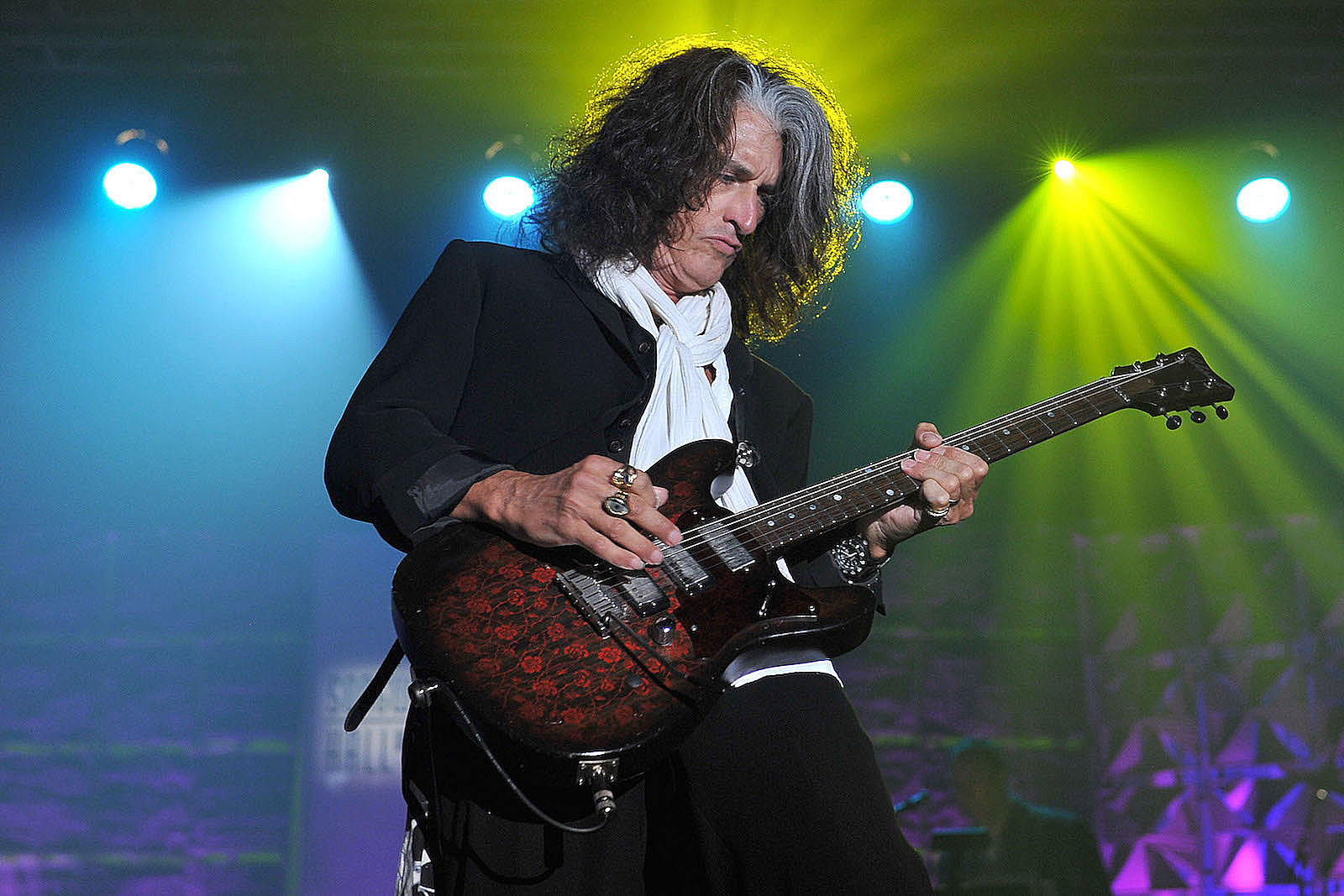 Joe Perry Hospitalized After Collapsing at Billy Joel Concert