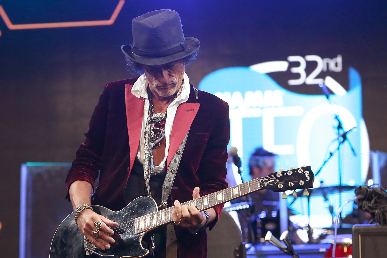 Joe Perry Cancels Solo Tour