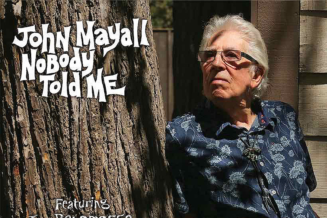 Alex Lifeson and Todd Rundgren Guest on New John Mayall Album