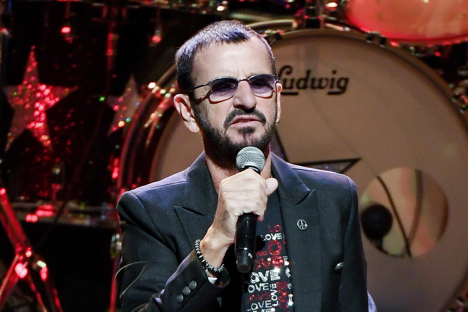 Ringo Starr Announces First 2019 Tour Dates, New Book